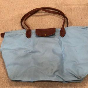 Longchamp Bag - well loved